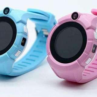 兒童智能追蹤定位手錶