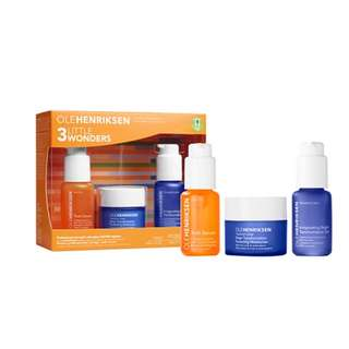 NEW OLE HENRIKSEN 3 Little Wonders skincare set RRP$98