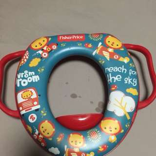 Potty training for toddler fischer price