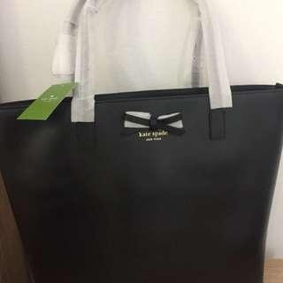Kate Spade black hand bag