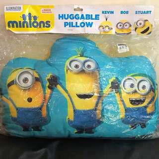 Minions Huggable Pillow (19x13inches)