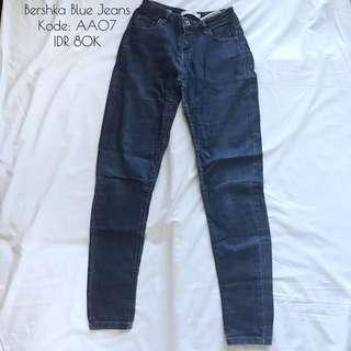 Berskha Blue Jeans