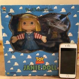 珍藏版Toy story,已經絶版