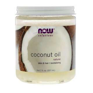 [NOW FOODS] Coconut Oil, 7 fl oz (207 ml)