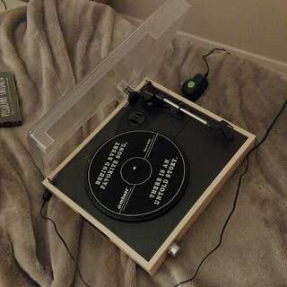mbeat Turntable