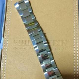 Philip Stein Stainless Steel Large Strap