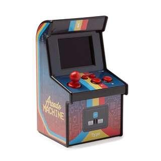 Mini Arcade with 176 Plus Games