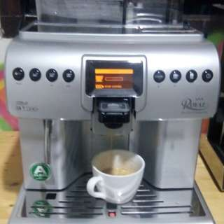 Mesin Espresso Coffee Automatic Saeco Royal Capucino Good Condition