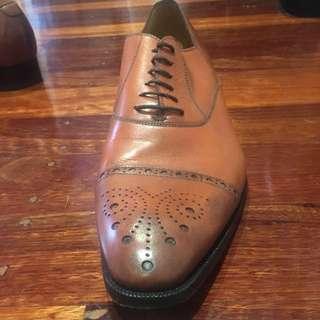 Gucci brogue Shoes