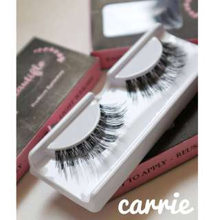 Eyelashes - Carrie (Bulu mata palsu)