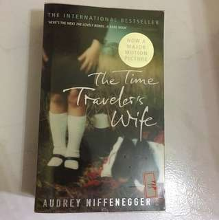 "Audrey Niffenegger ""The time traveler's wife"""