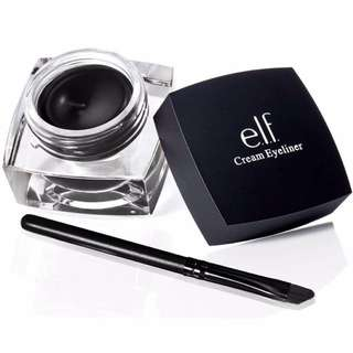 Instock Authentic Elf Cream Eyeliner - Black, Midnight, Coffee