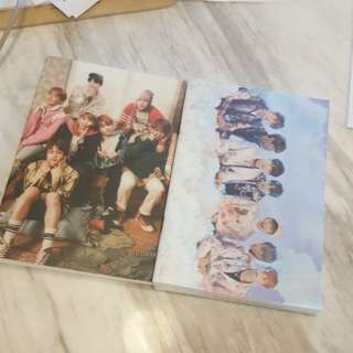 BTS NOTEBOOK ~ READY STOCK