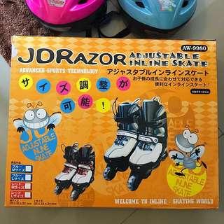 Roller blades original from japan