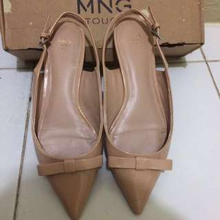 Flatshoes Mango Touch
