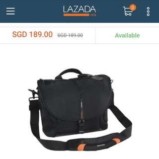 BN heralder 33 camera laptop Bag