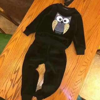 D&G新款兒童套裝