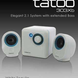 SONICGEAR Tatoo 303xb Sound Speakers