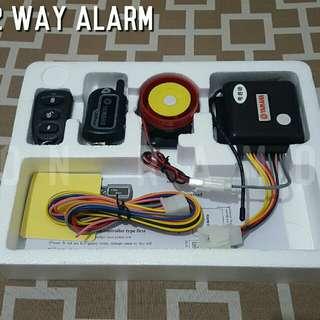 Yamaha 2 Way Alarm