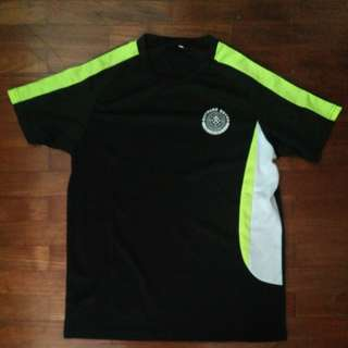 d31a7d607 Outward Bound Singapore (OBS) Black Dri-Fit T-Shirt