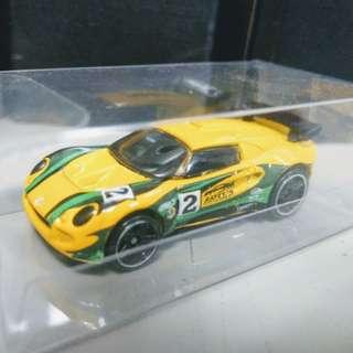 美版 Hot wheels Lotus 特別隱藏版 (近似維他VLT拉花)