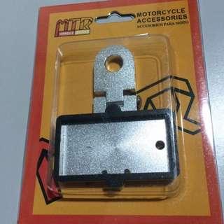 Motorcycle Voltmeter Holder bracket CNC Alloy for Moto Koso Rizoma volt meter slim type