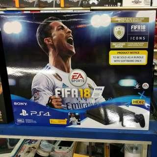 PS4 BUNDLE SET FIFA 18