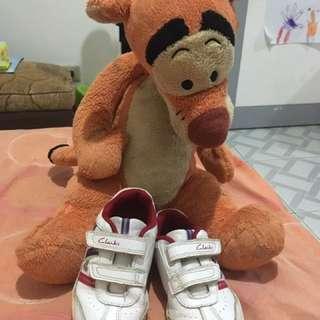 Clarks Rubber Shoes Size 5