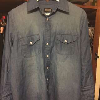 DRICOPER denim shirt