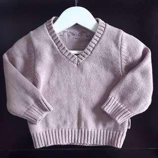 *worn ONCE* Boys Knit Jumper Size 12 Months