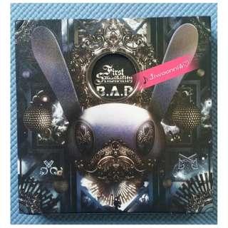BAP - Vol 1 First Sensibility