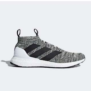 8c8a93b1259 Authentic Adidas Ace 16+ ULTRABOOST (Grey   White   Black   Multi)