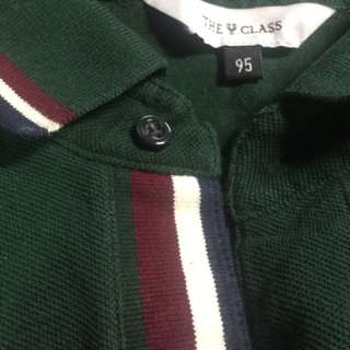 Men's polo size s (the class)
