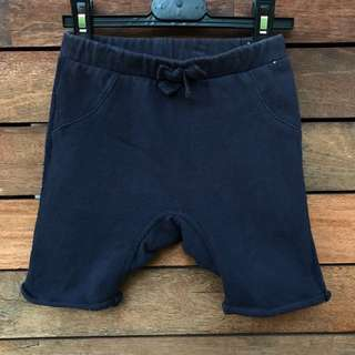 Cotton On Navy Baby Shorts Size 1
