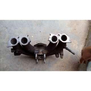 Intake manifold enjin 4k 3k