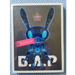BAP - The second album [ POWER ]