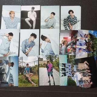 iKON Photocards