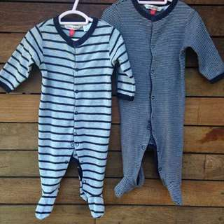 Ollie's Place Coveralls Size 000