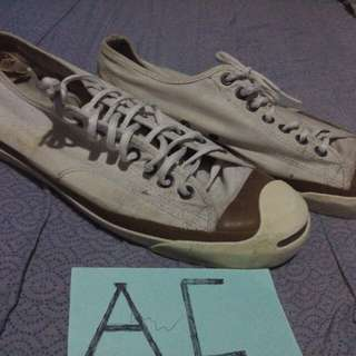 Converse Jack Purcell size 10
