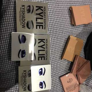 LAST KYLIE HOLIDAY PALLETS