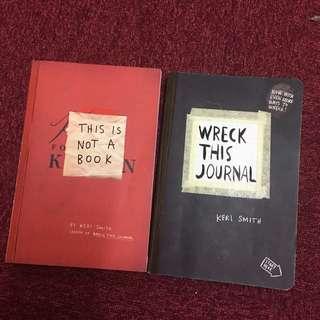 Keri smith books!