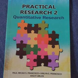 K-12 PRACTICAL RESEARCH 2