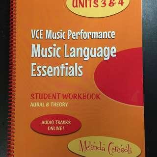 Music Textbook
