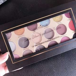 Glamierre eyeshadow set