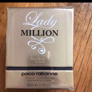 Fragrance million paco rabanne 80ml