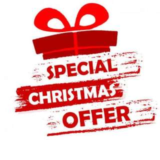 Christmas special deal!!