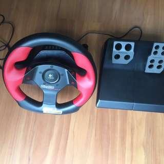 Logitech Formula Force GP Racing Wheel