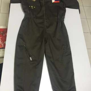 Air Force Costume