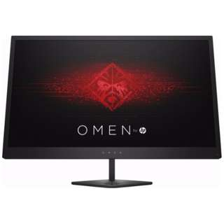 """OMEN by HP 24.5"""" 144hz LED FHD Monitor - Black"""