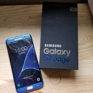SAMSUNG Galaxy S7 edge 32GB 玫瑰金